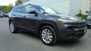 2017 Jeep Cherokee LIMITED 4X4 - SAFETYTEC-TECH GROUP- LUXURY GR