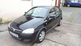 2003 Vauxhall Corsa Design 1.2 5 Door 72000 Miles Only 1 year MOT Full Service History...