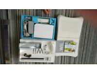 Nintendo Wii sports bundle in excellent condition