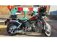 Regal raptor dd50 e2 ajs monkey bike