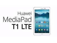 """HUAWEI MediaPad T1 10 Android Tablet - 16 GB - 9.6"""" - Wi-Fi + 4G"""