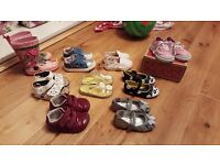 Toddler shoes size 4 (vans are size 3.5) various prices
