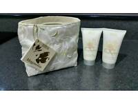 M&S Creams in Toiletry Bag