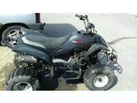 Quad bike 150cc automatic. Suit 12 years to adult