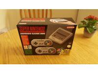 Nintendo SNES Mini Classic 250 games The ultimate SNES console MINT!