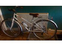 Women's hybrid Viking Bike- only been used twice