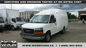 2009 GMC Savana G3500 12Ft Unicell Bubble Van