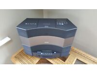 Bose Acoustic Wave Music System CD3000 with the addition of a Bose Acoustic Wave Mulit Disc Changer