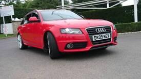 Audi a4 avant sline 170