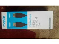 Hdmi Fat and flat cables