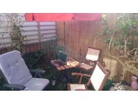 Massive room with private garden in Central Brixton £950 incl.