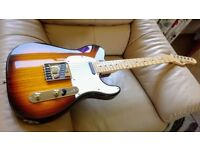 G&L Tribute Series ASAT Classic and hard case