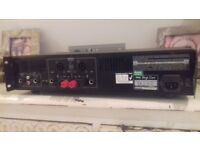 Img Stage ST-700 Power Amp