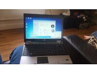 Laptop hp i7 8gb 500gb hd hp8440