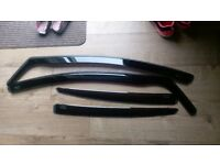 wind deflectors for hyundai i40