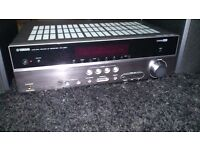 Yamaha RX-V567 7.1 Channel Titanium POSTAGE available