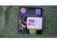 Genuine HP Print Cartridge - 935XL Magenta