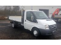 Transit Tipper Ford 100 T350M RWD-2010-10 Plate-Mileage 95500 - MOT March 2018 - £7500.00 Plus VAT