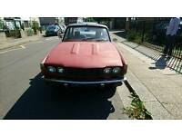 Rover 2000, m.o.t, 1972 year, CRY317K