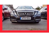 2011 Mercedes-Benz E Class 2.1 E250 CDI BlueEffi Avantgarde Edition 125 (start/stop) Low 39000 Miles