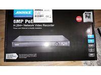 Annke 1080 hd camera system