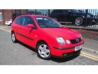 2005 Volkswagen Polo 1.4 TDI PD Sport 3dr Hatchback, Warranty, AABreakdown available £1495