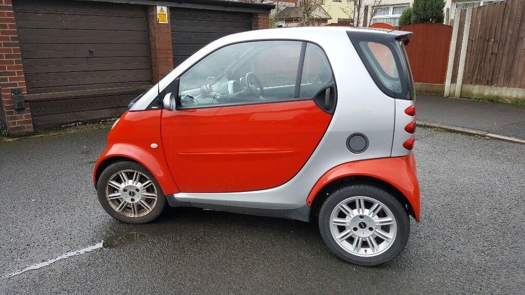 Smart Car City Coupe (Passion) LOW MILEAGE, CHEAP ...