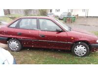 CHEAP ASTRA WITH MOT