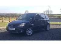 2008 FORD FIESTA 1.4 TDCI ( ONLY £30 TO TAX )