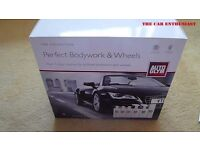 BRAND NEW SEALED - Autoglym The Collection Perfect Bodywork and Wheels Collection - £25 * CHEAP *