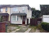 James Warren are delighted to offer a 3 bedroom property in Tipton, Hill St