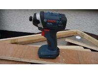 Bosch 18v Impact drill body new