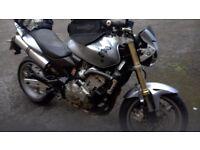 motorbike honda hornet 600cc not yamaha kawasaki suzuki long mot ride away