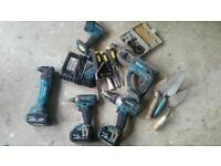 Makita lxt tool kit and Loads more!