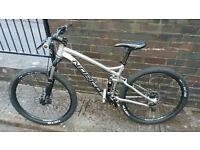 Norco Fluid 7.3 Mountain Bike - £1000 Bike, MBR 9/10