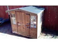 High quality wooden playhouse