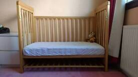 Cosatto Drop Sided Cot