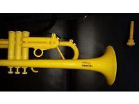 Plastic tromba trumpet