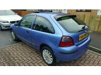2003 ROVER 25 1.4 MANUAL SMALL CAR QUICK SALE £275 O N O