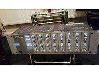 cloud 28ii 28 II zone mk2 8 zone ch venue installation grade mixer vgc