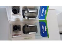Reduced to £6. NOKIA CR 39 Universal Holders £10 each