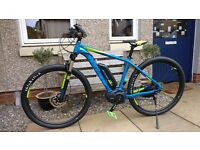 Cube Reaction Hybrid HPA Race 500 29er E-Bike 2016