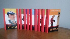 Just William set of 10 Books. Excellent condtion