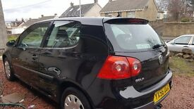 Vw Golf 1.4 Full 1 year Mot 71k miles 1 owner. May swap with audi a4 a6 a8 or bmw 5 7 series lexus