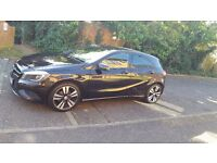 Mercedes-Benz A Class 1.5 A180 CDI Blue Efficiency Sport 5dr(HALF LEATHER+ B/T,SAT NAV,FSH)