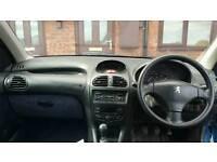 5 door Peugeot 206 1.6 petrol