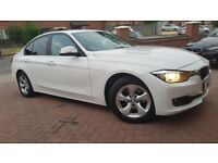 BMW 320D Efficient Dynamics 2012 Plate