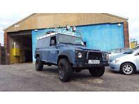 Land Rover Defender 110, 200tdi