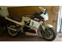 Kawasaki GPZ 600R, Only 2,900m, Stored for 28 years, Totally Original 'Barn Find' Project
