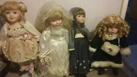 Porceline Dolls